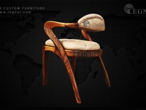 legnor Walnut Chair